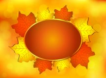 Happy thanksgiving design with space for copy. vector illustration