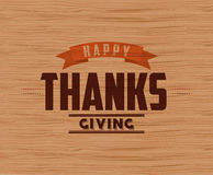 Happy thanksgiving design Stock Photo