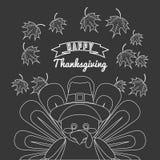 Happy thanksgiving design Stock Photo