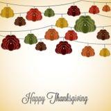 Happy Thanksgiving! Royalty Free Stock Photos