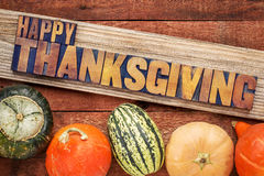 Happy Thanksgiving greeting card Royalty Free Stock Photo