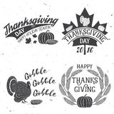 Happy Thanksgiving. Royalty Free Stock Photo
