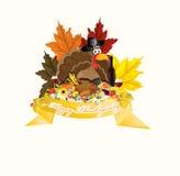 Happy Thanksgiving theme Stock Photo