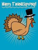 Happy Thanksgiving! Turkey! Stock Photography