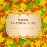 Happy Thanksgiving Turkey Stock Photos