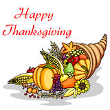 Happy Thanksgiving wallpaper background Stock Photography