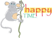 Happy time Stock Image