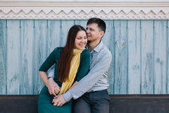 Happy to be together Stock Photography