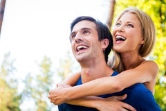 Happy to be together. Royalty Free Stock Images