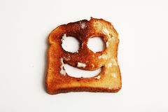 Happy Toast Royalty Free Stock Photos