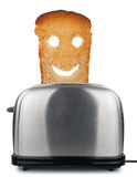 Happy toast Stock Images