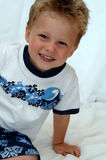 Happy toddler boy Royalty Free Stock Photo