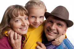 Happy together! Royalty Free Stock Images