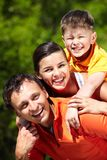 Happy together Royalty Free Stock Photo