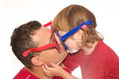 Happy together Royalty Free Stock Photography