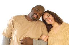 Happy together Stock Photography