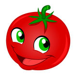 Happy tomato Stock Images