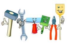 Happy Tool Stock Photo