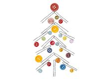 Happy tree. vector illustration