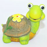Happy turtle Royalty Free Stock Images