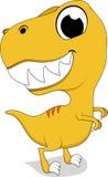 Happy Tyrannosaurus Rex Stock Image