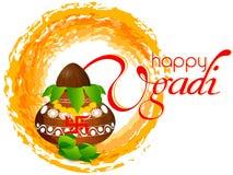 Happy Ugadi Royalty Free Stock Photos
