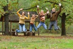 Happy united family Royalty Free Stock Photo