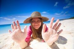 Happy vacation Stock Photography