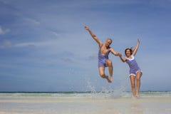 Happy vacation Stock Photo