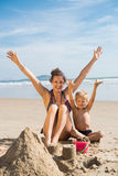 Happy vacations Royalty Free Stock Image