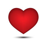 Happy valentine's day. Vector illustration of valentine's day Stock Photo