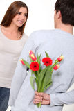 Happy valentine day. Have a great valentine's day honey Royalty Free Stock Photo