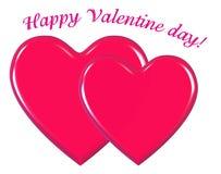 Happy Valentine day Stock Photo