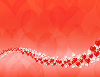 Happy valentine day abstract background Stock Photos