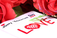 Happy valentine day Royalty Free Stock Photos