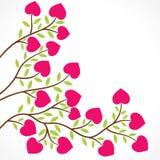 Happy valentine day design Stock Photos