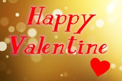 Happy valentine day. Valentine`s background, wallpaper happy Valentine be my Valentine. Love aspect Stock Photography