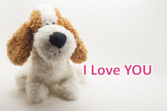 Happy valentine day Stock Images