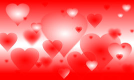 Happy Valentine. Day to all people on earth Royalty Free Stock Photos