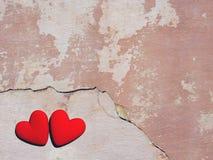 Happy Valentine's background Stock Photography