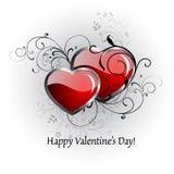 Happy Valentine's Day! Stock Photos