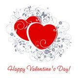 Happy Valentine's Day! Royalty Free Stock Photography