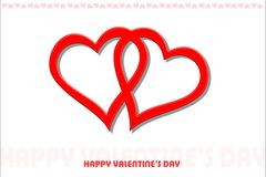 Happy Valentine's Day#2 Stock Photography
