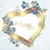 Happy Valentine`s Day! Stock Image