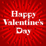 Happy Valentine's Day Royalty Free Stock Image