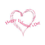 Happy Valentine´s Day Royalty Free Stock Photo