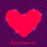 Happy Valentine's Day Background Royalty Free Stock Image