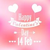 Happy Valentine's Day Background Stock Photos