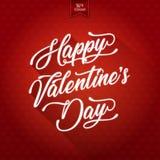 Happy Valentine`s Day Background Royalty Free Stock Photo