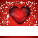 Happy Valentine's Day background Stock Photography